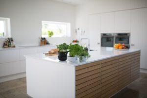 strakke greeploze keuken